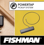 FISHMAN PowerTap Series: новинки NAMM 2020