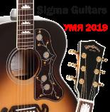 Sigma Guitars: Український Музичний Ярмарок 2019