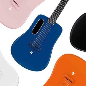 Гітари та укулеле від компанії Lava Music