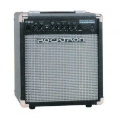 Гітарний комбопідсилювач Rocktron Rampage R20