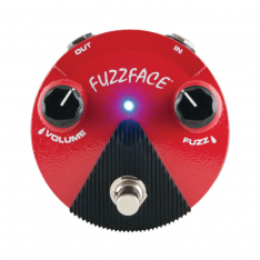 Педаль ефектів Dunlop Fuzz Face FFM2 Mini Germanium