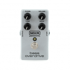 Педаль ефектів MXR M89 Bass Overdrive