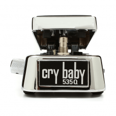 Педаль ефектів Dunlop Cry Baby 535Q Multi-Wah Chrome