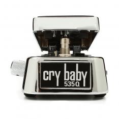 Педаль ефектів Dunlop Cry Baby 535Q Multi-Wah Chrome