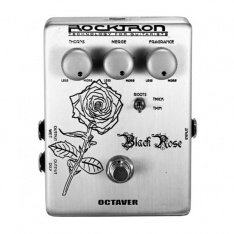 Педаль ефектів Rocktron Black Rose Octaver