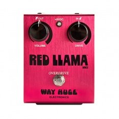 Way Huge WHE203 Red Llama Overdrive Way Huge WHE203 Red Llama Overdrive