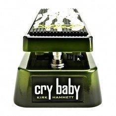 Педаль ефектів Dunlop Cry Baby KH95 Kirk Hammett Wah