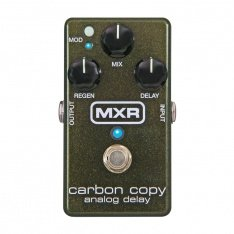 Педаль ефектів MXR M169 Carbon Copy Analog Delay