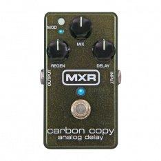 Педаль ефектів MXR M169 Carbon Copy Analog Delay