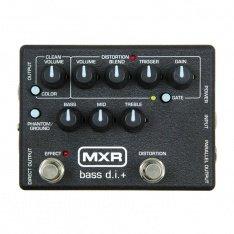 Педаль ефектів MXR M80 Bass D.I.+