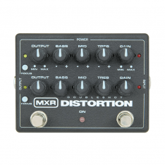 Педаль ефектів MXR Doubleshot Distortion M151EU