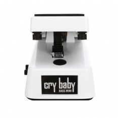 Педаль ефектів Dunlop Cry Baby® CBM105Q Mini Bass Wah