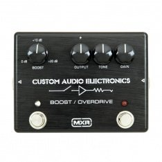 Педаль ефектів Custom Audio Electronics MC402 Boost/Overdrive