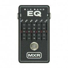 Педаль ефектів MXR M109 6-Band Graphic EQ