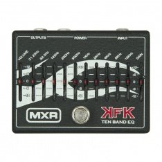 Педаль ефектів MXR KFK1 Ten Band Equalizer