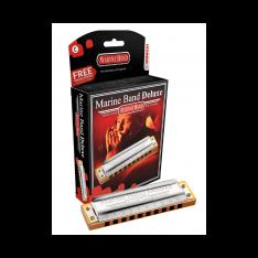 Губна гармошка Hohner Marine Band Deluxe C-maj M200501X