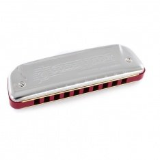 Губная гармошка Hohner Golden Melody A-major М542106