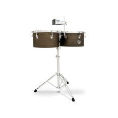 "Тімбалес Latin Percussion LPA26 Aspire 14"" & 15"""