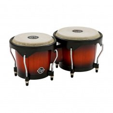 Бонго Latin Percussion LP601NY-VSB City Series