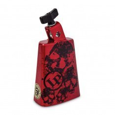Ковбел Latin Percussion Red Skull LP204C-SR
