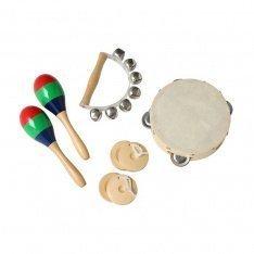 Перкусійний набір GEWA Kids Percussion Set 74439S1