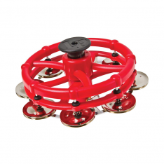 Тамбурин Latin Percussion LP193 Click Hi-Hat Tambourine
