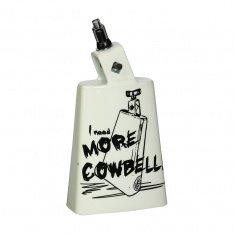 Ковбел Latin Percussion More Cowbell LP204C-MC