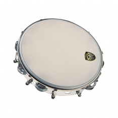 Тамбурин Latin Percussion CP392 CP Tunable Steel Tambourine