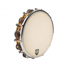Тамбурин Latin Percussion CP391 CP Tunable Wood Tambourine