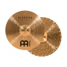 Тарілка Meinl C14MSW Classics Medium Soundwave Hi-Hat