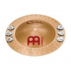"Тарілка Meinl CA14PJB 14"" Candela Percussion Jingle Bell"