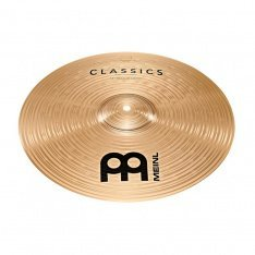 Тарілка Meinl C17PC Classics Powerful Crash