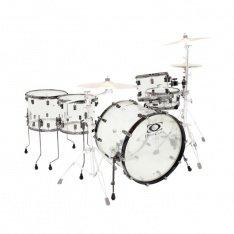 Ударна установка Drumcraft Series 8 Acrylic Clear