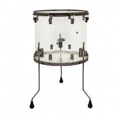Флор том Drumcraft Series 8 Acrylic clear Floor Tom