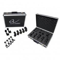 Комплект мікрофонів Alpha Audio Mic Drumbox 7