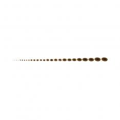 Подушки для альт саксофона GEWA Pads Complet Sets 730.762