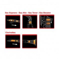 Демпфери для альт-саксофона Gewa 723.004
