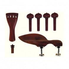 Комплект фурнітури для скрипки Gewa Rosewood 416.210