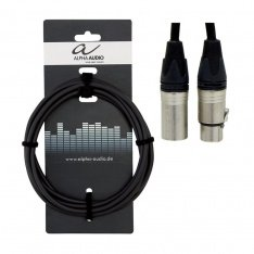 Мікрофонний кабель Alpha Audio Peack Line 190.865