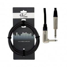 Інструментальний кабель Alpha Audio Peack Line 190.825
