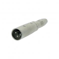 Перехідник Alpha Audio 191.612 XLR (m) - гніздо Stereo Jack 6,3