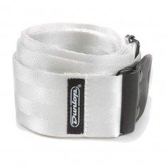 Ремінь Dunlop DST70-01WH Deluxe Seatbelt White