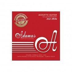 Струни для акустичної гітари Adamas Composite Gauging 1818 Light