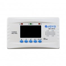 Тюнер JOYO JMT-9001B 3in1 Tuner White