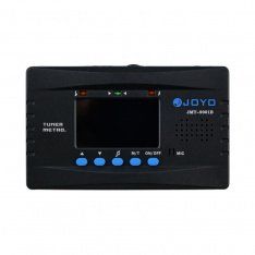 Тюнер JOYO JMT-9001B 3in1 Tuner Black