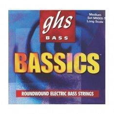Струни GHS BASSICS™ M6000-5