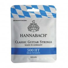 Струни для класичної гітари Hannabach 500HT