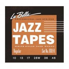 Струни для електрогітари La Bella 600M Jazz Tapes