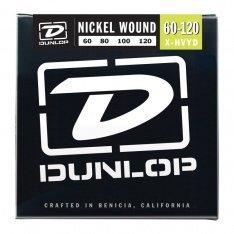 Струни для бас-гітари Dunlop DBN60120 Nickel Plated Steel