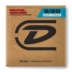 Струни для банджо Dunlop DJN0920